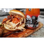 Angus & Oink! Red Dawg Apache Pepper Sauce