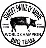 Sweet Swine o Mine Sweet Swine o Mine Championship BBQ Rub 6.5oz
