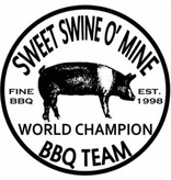 Sweet Swine o Mine Red Box Smoker (Reverse Flow Competition Smoker)