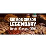 Big Bob Gibson Habanero red Sauce
