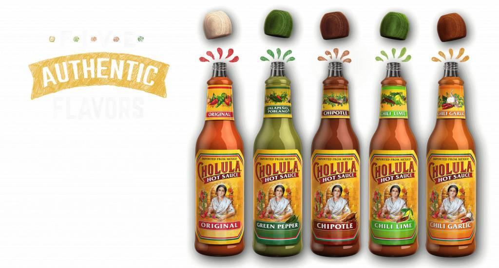 Cholula Green Pepper Sauce