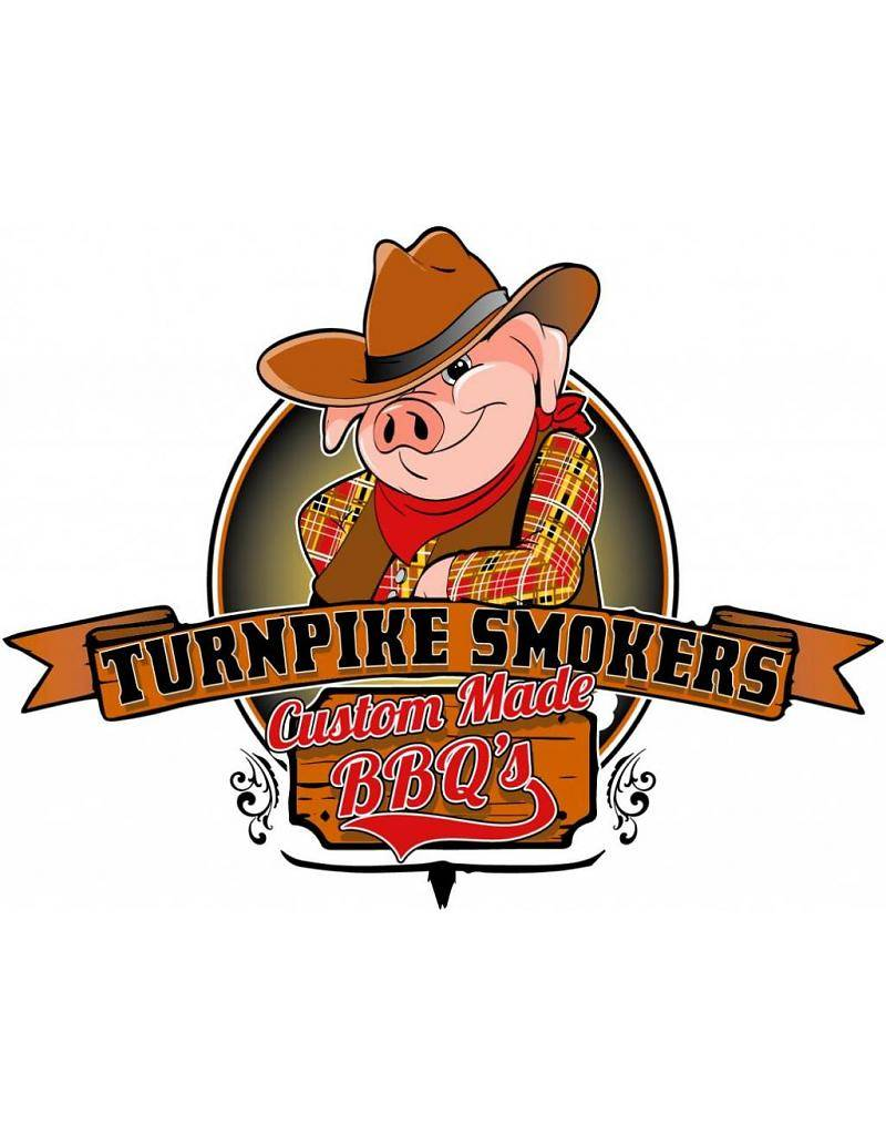Turnpike Smokers Turnpike Smokers RVS Thermometer 80mm