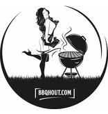 BBQHout.com Rookmot Red Wine 1 kilo (geschikt voor CSG)