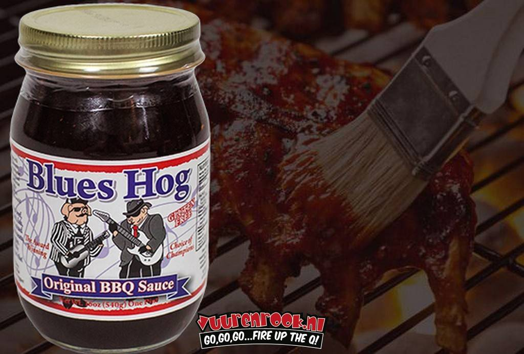 Blues Hog Tennessee Red  1 gallon