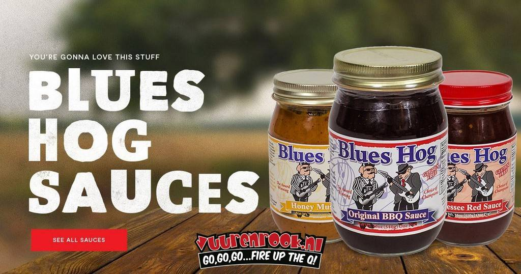 Blues Hog Blues Hog Smokey Mountain Sauce 1 quart