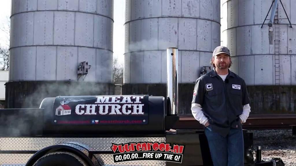 Meat Church Honey Hog HOT BBQ Rub