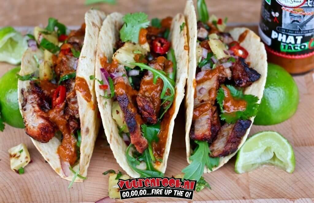 Angus & Oink Angus&Oink Phat Taco BBQ Sauce