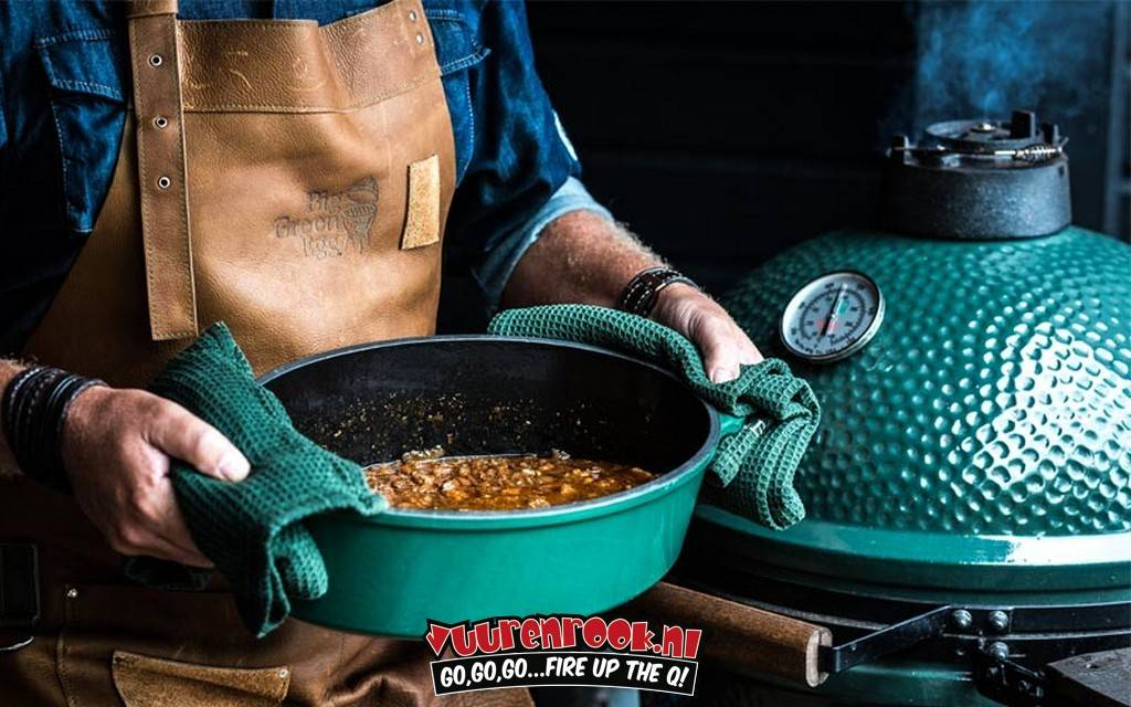 Big Green Egg Big Green Egg Cover for Dome (lid) Large