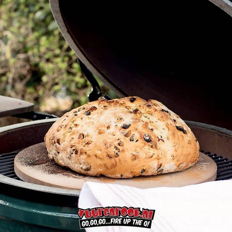Big Green Egg Pizza / Baking Stone Medium
