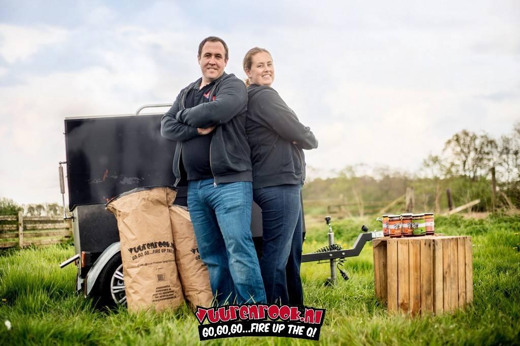 Southern Dutch BBQ 'A Pinch of Heat