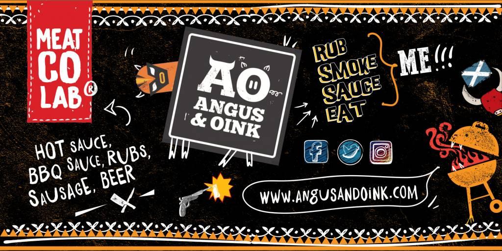 Angus&Oink (Rub Me) Big Phat Greek Rub Seasoning