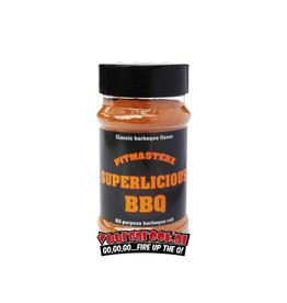 PitMasterX  Superlicious Barbeque Rub