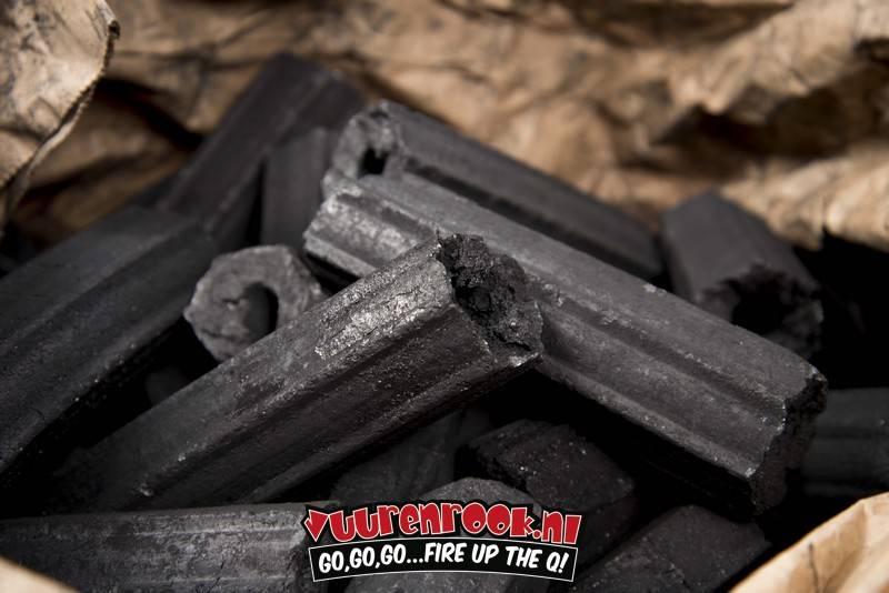 FireBrand Tropical HardWood Briketten (tubes) 10 kilo