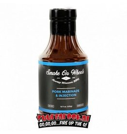 Smoke On Wheels Pork Marinade & Injection 16oz