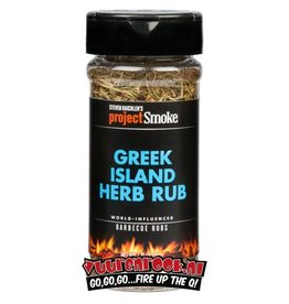 Steven Raichlen Greek Island Herb Rub