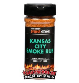 Steven Raichlen Kansas City Smoke Rub