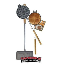 Rome's Pie Iron Rome's Pie Iron Super Combo Waffle Iron + Double Pie Iron (1028+1605)