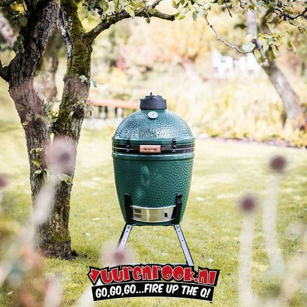 Big Green Egg Big Green Egg Nest (Mount) Small
