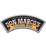 Don Marcos BBQ Maffia Coffee Rub 220 gram