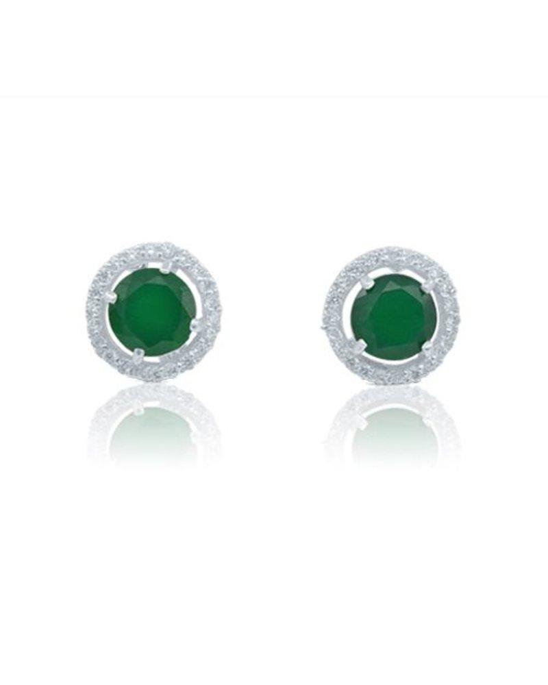 Ohrringe  Royal Green