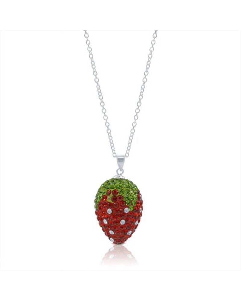 Halskette Strawberry