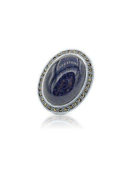 Ring Blue Moon