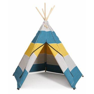 Roommate Roommare HippieTipi tent Polar Petrol