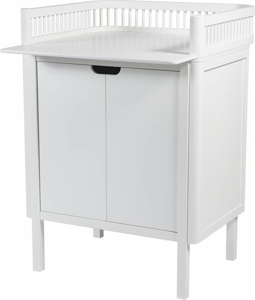 sebra commode kili wit snelle levering de kleine generatie. Black Bedroom Furniture Sets. Home Design Ideas