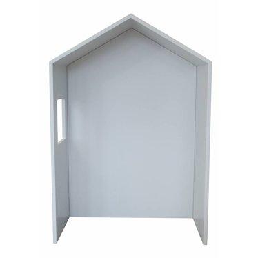 Bedhuisje Gezellig Huis van Bedhuisje Dons Gebroken Wit