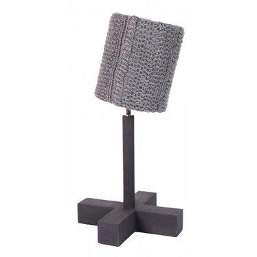Stapelgoed Leuke Tafellamp van het merk Stapelgoed in de kleur Gebreid Grijs
