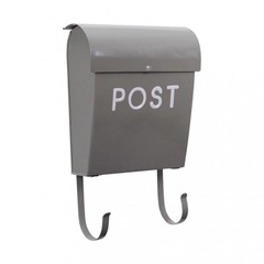 Stapelgoed Stapelgoed Mailbox Grey
