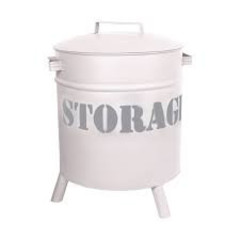 Stapelgoed Stapelgoed Storage Drums Wit