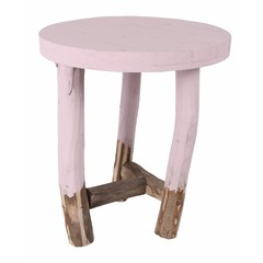 Stapelgoed Stapelgoed Tripod Stool Violet