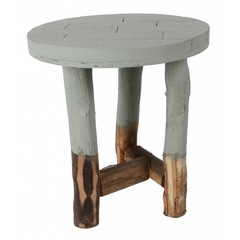 Stapelgoed Stapelgoed Tripod Stool Grey