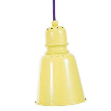 leuke metalen hanglamp klein geel van sebra de kleine generatie