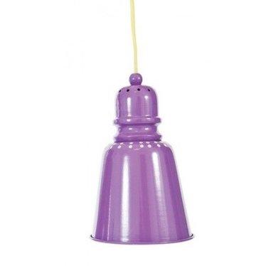 Sebra Leuke Metalen Hanglamp Klein Lila van Sebra