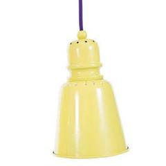 Sebra Sebra Metalen Hanglamp Groot Geel