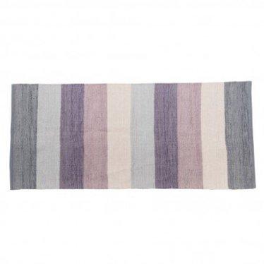 Sebra Leuke, geweven vloermat van het merk Sebra  in de kleur Pastel Paars