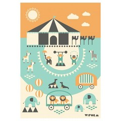 W:Form W:Form Poster Circus A3