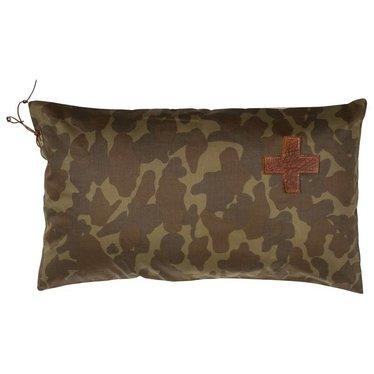 Stapelgoed Leuke camouflage kussen van het merk Stapelgoed