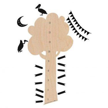 Witlof for Kids Leuke meetlat in de vorm van een boom van het merk Witlofforkids