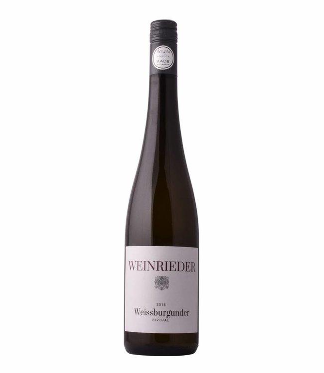 Weinrieder Weissburgunder 'Birthal' 2016