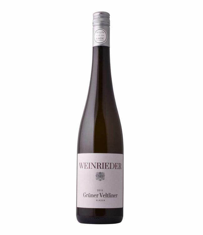 Weinrieder Grüner Veltliner Klassik 2015
