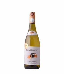 Compagnie Rhodanienne Chardonnay 'Voiturette' 2017
