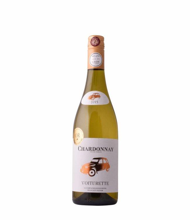 Compagnie Rhodanienne Chardonnay 'Voiturette' 2016