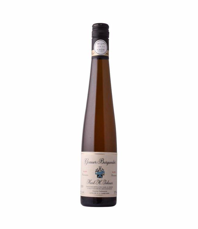 Weingut Karl H. Johner Grauer Burgunder Beerenauslese
