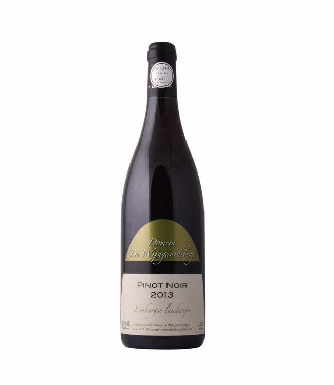 Domein de Wijngaardsberg Pinot Noir 2013/2014