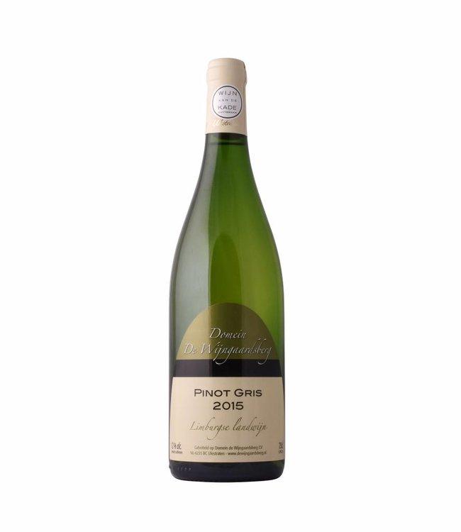 Domein de Wijngaardsberg Pinot Gris 2015