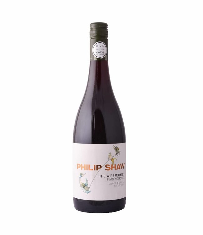 Philip Shaw Pinot Noir 'The Wire Walker' 2015