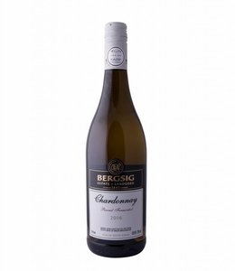 Bergsig Estate Chardonnay 'Barrel Fermented' 2017